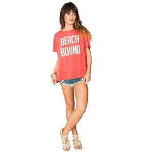 Show Me Your Mumu Beach Bound Coalson Tee